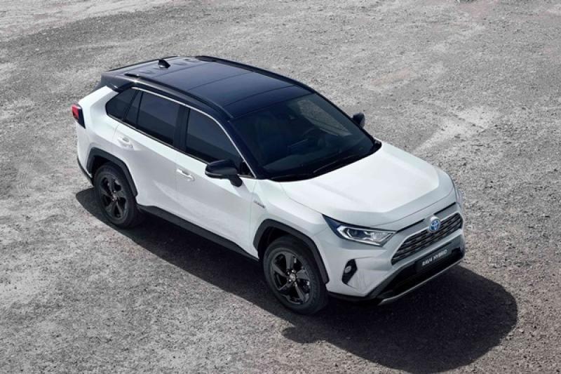 歐規 Toyota RAV4 竟然還有這項新科技,第五代大改款台灣最快三月登場!
