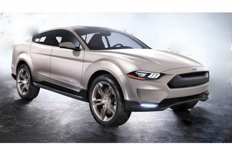 邁向新動力紀元!Ford 將在今年 4 月推出全新跨界休旅