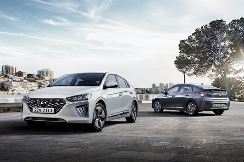 迎擊小改款 Toyota Prius,Hyundai 派出新一代 IONIQ 來應戰!(內有相片集)