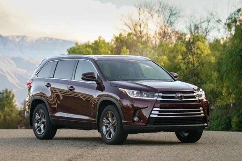 搶搭 7 人座休旅熱潮!新一代 Toyota Highlander 預約最快今年見