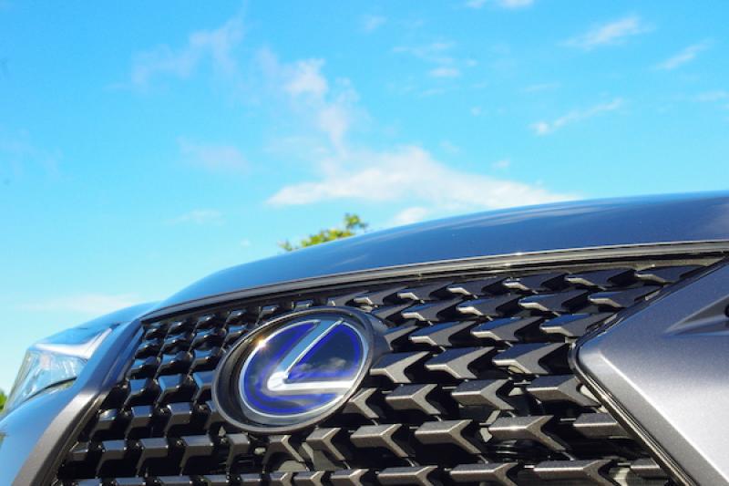 看好油電車銷售!台灣 Lexus 訂出今年 Hybrid 新車佔有率目標