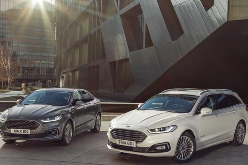 旅行車、房車一同登場!Ford Mondeo 終於推出新款車型(內有相片集)