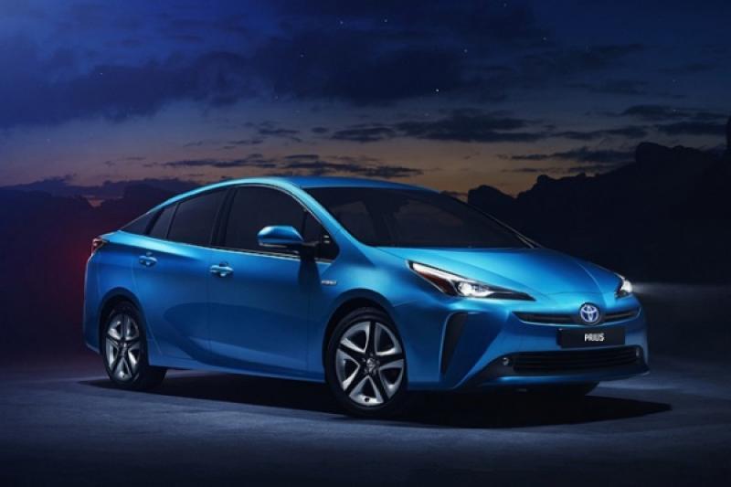 小改款 Toyota Prius 歐規版本亮相,台灣預計農曆年後導入!