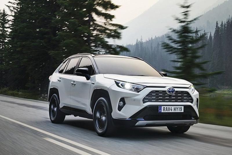 歐洲將開賣的新一代大改款 Toyota RAV4,賣點、新科技一次看!