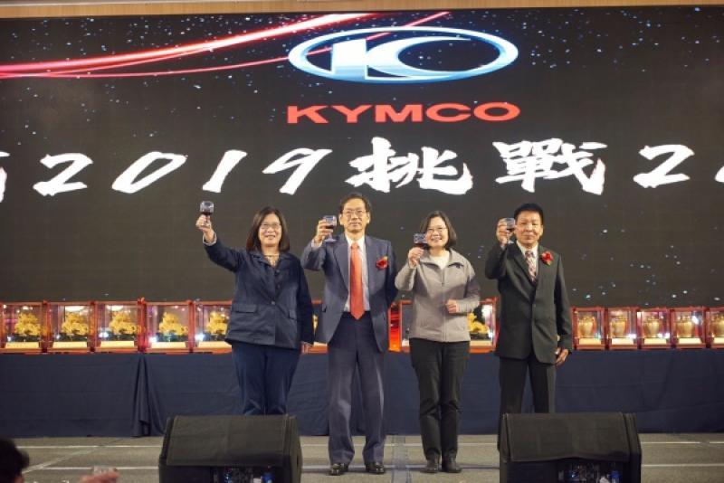 Kymco 將挑戰市佔率 45% 目標,今年多款新車上市成關鍵!