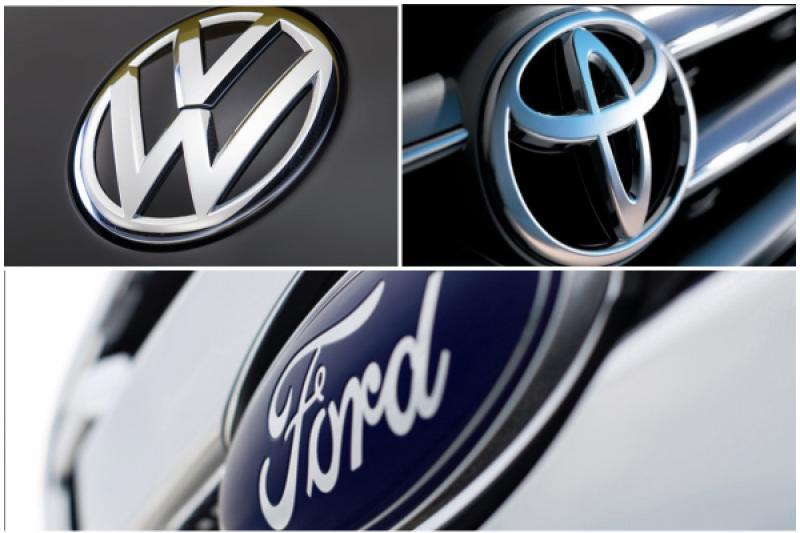 2018 汽車品牌全球銷售排名放榜!第 3 名一口氣少賣近 60 萬輛車...