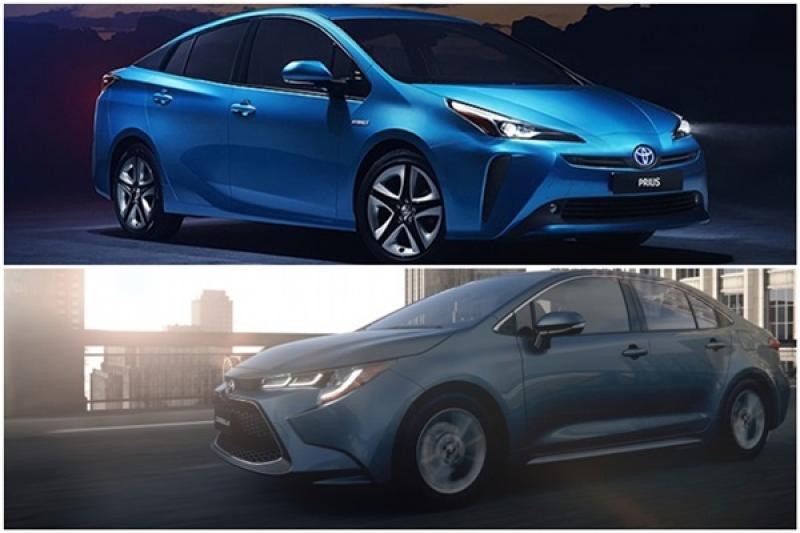 台灣正式發表剩不到 2 個月!新一代 Toyota Prius、Altis 蓄勢待發