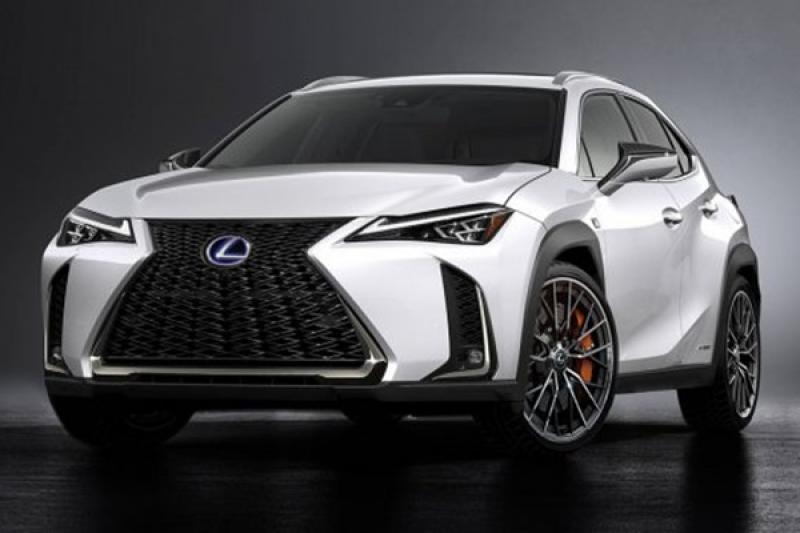 原廠高層透露,Lexus UX 將要性能化?