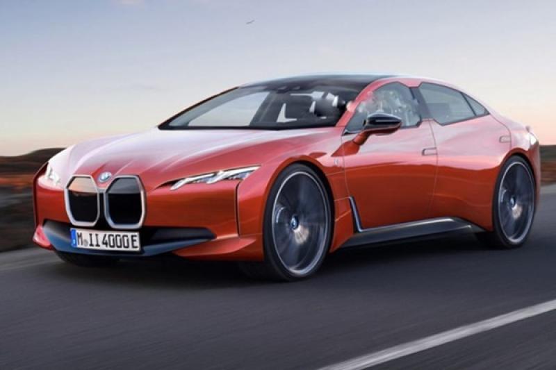 新世代能源大戰一觸即發,BMW i4 可望提前今年登場!