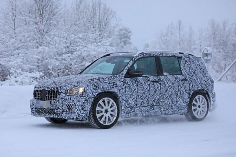 主打親民休旅,M.Benz 這輛新 SUV 也要推出 AMG 作品?