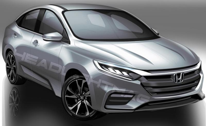 可望增加 1.0T 渦輪動力,Honda City 即將推出大改款!
