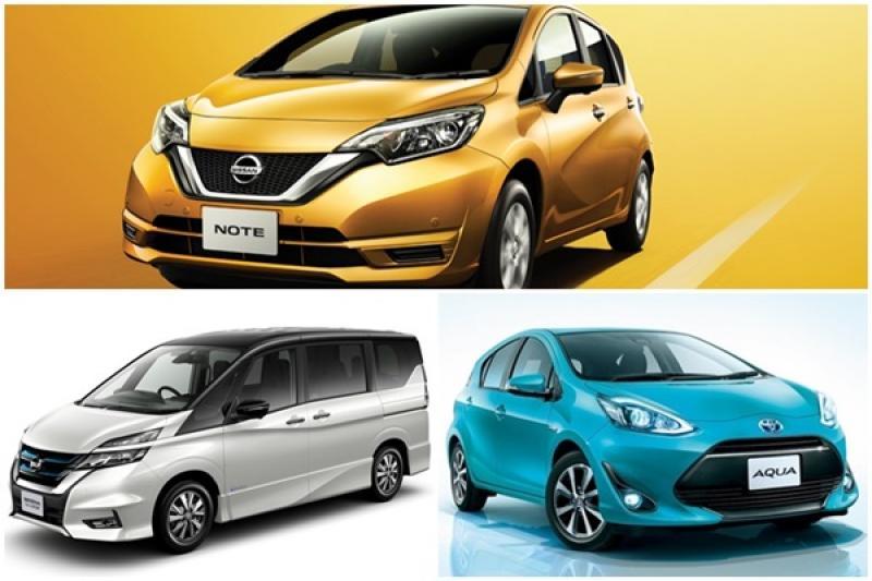 新年開出紅盤,日本 1 月乘用車銷售冠亞軍竟是這個品牌包辦!