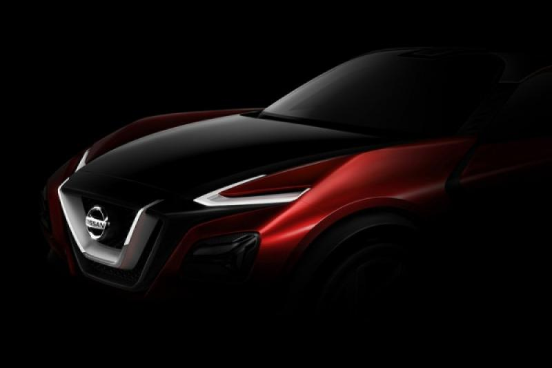 Nissan 全新概念車 3 月登場,有望是跨界 SUV 大改款雛形!