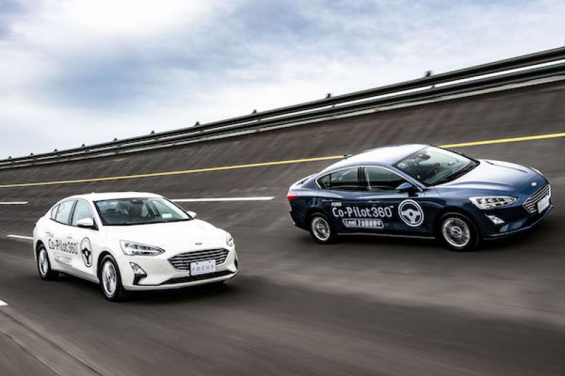 離台灣上市剩 9 天!Ford Focus 4 門旗艦車型詳細配備搶先看