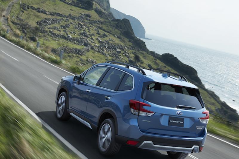 Subaru 推 2 款油電車進軍歐洲!外媒點名 3 款主力車是熱門人選