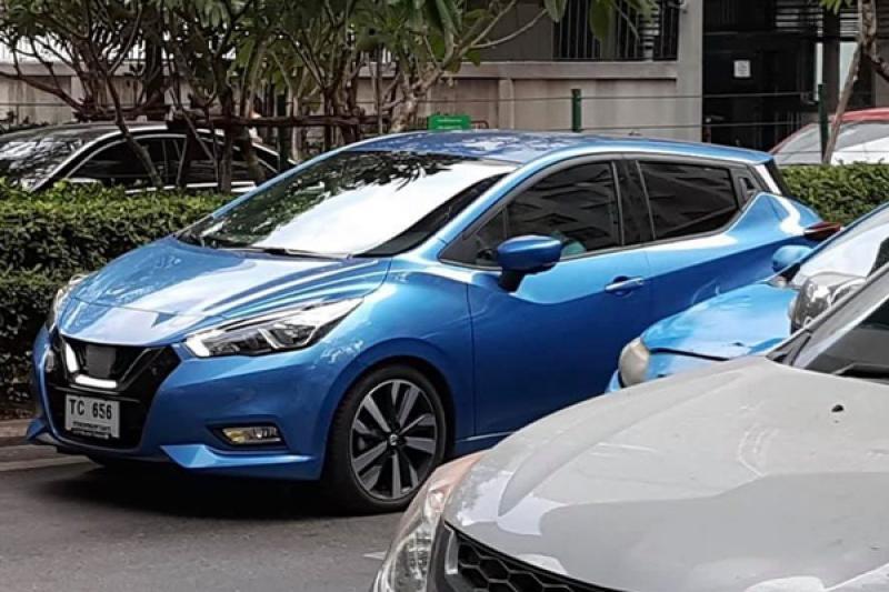 新一代 Nissan March 現身海外亞洲,台灣何時要導入?