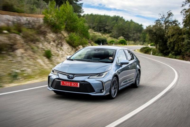 最貼近台灣規格,歐規 Toyota Altis 詳細資訊出爐!