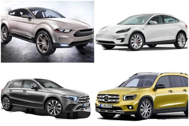 今年值得期待的休旅新作,有三款還是全新車種!