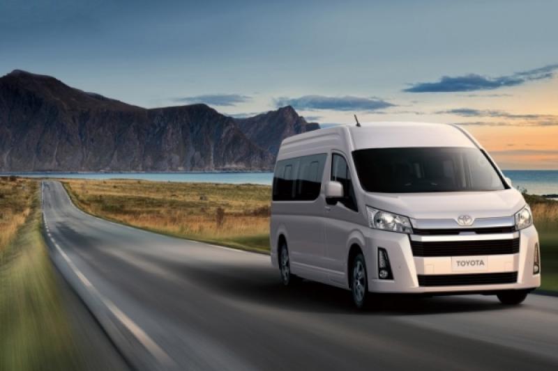 今年導入台灣的商用車現身,Toyota Hiace 大改款海外正式發表!