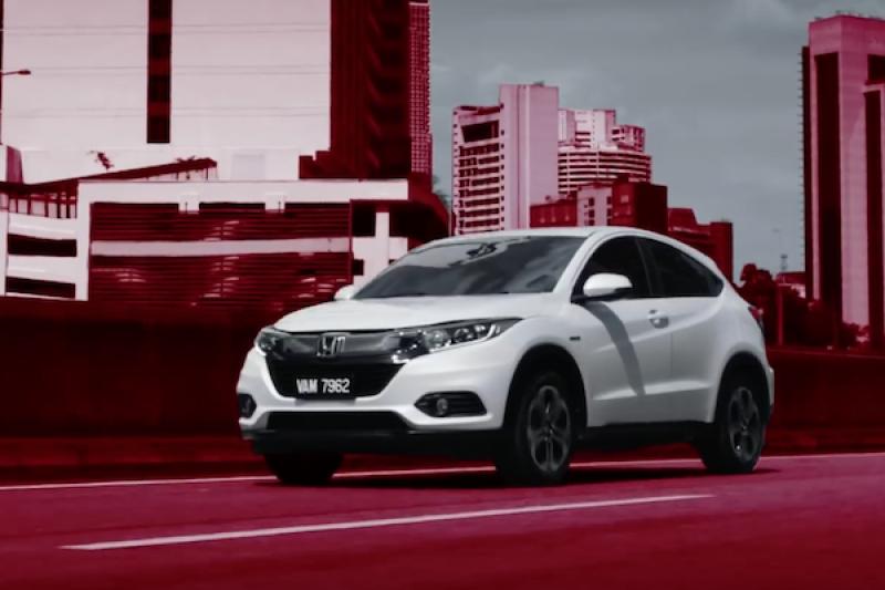 搶進 90 萬元價位帶!東南亞 Honda HR-V Hybrid 油電配備有哪些?