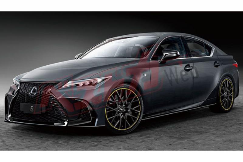 再傳合作消息!下一代 Lexus IS 將採用 BMW 六缸引擎