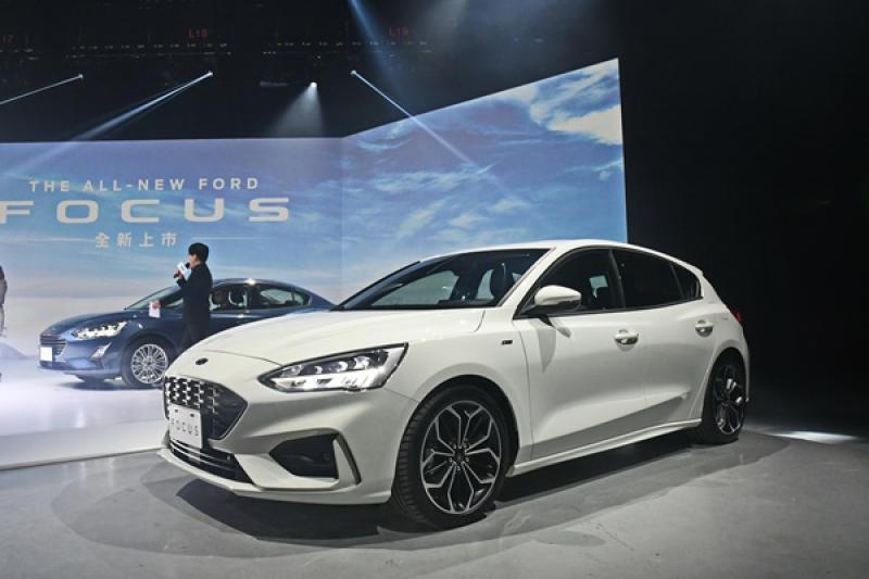 五款車型、90 萬有找,大改款第四代 Ford Focus 正式發表!(內有試駕影片)