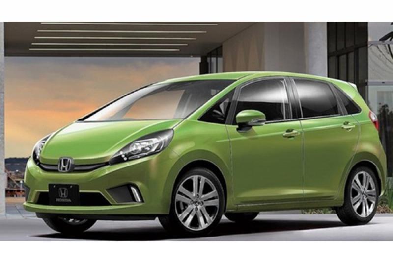 大改款 Honda Fit 預約今年見,量產實車造型呼之欲出!
