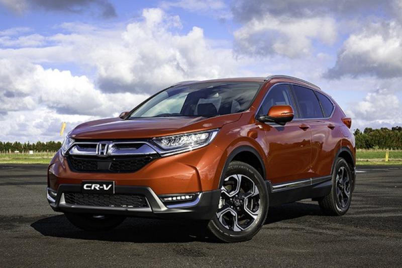 四驅 + Honda Sensing 台幣不用百萬,海外新年式 CR-V 登場!