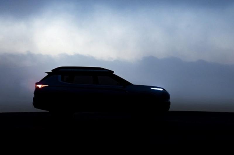 三菱全新 SUV 消息流出,將是下一代 Outlander 的雛型?