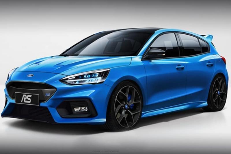 280 匹的新 Focus ST 只能算二軍,接著還有最強 RS 等著要出場!