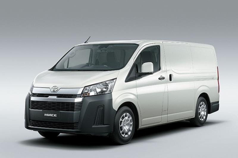 台灣大改款 Toyota Hiace 接單價格流出,預計三月登場!