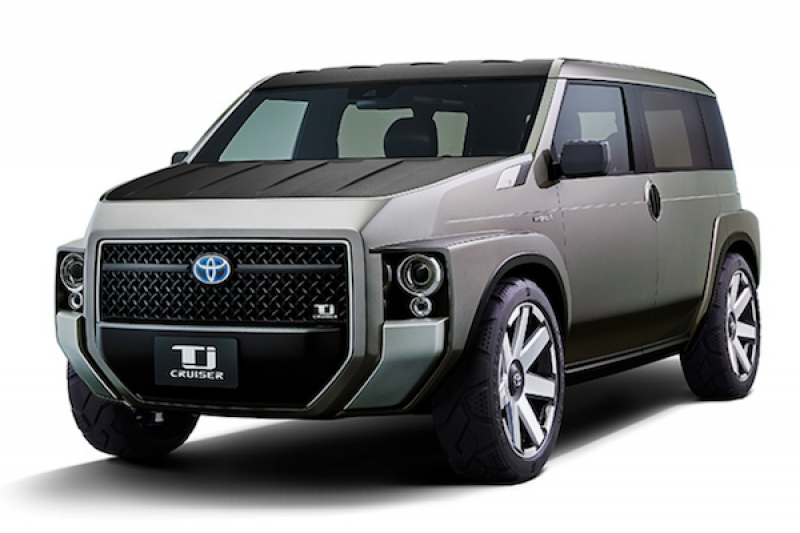 未來可能取代 Sienta!Toyota TJ Cruiser 多功能車量產時程恐延後