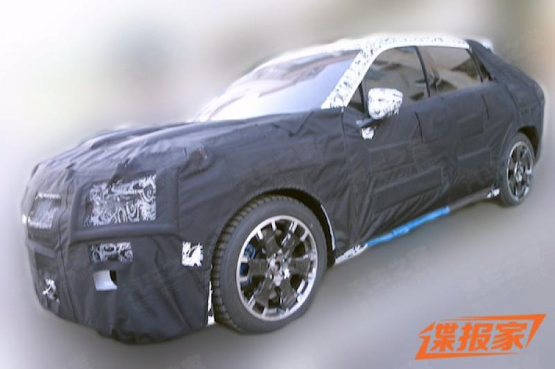 納智捷還有另一款全新車!首款 Coupe 休旅車偽裝照現身