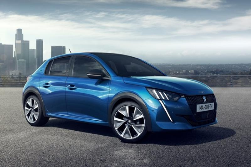 全新 Peugeot 208、e-208 日內瓦車展全球首演,外型帥到掉渣!
