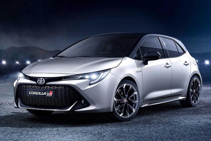 鎖定 Focus ST-Line,Toyota Auris GR Sport 原廠官圖曝光!