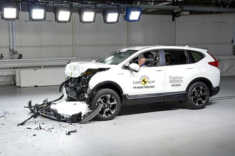 今年首次 Euro NCAP 新車安全評鑑出爐,3 款 SUV 皆獲 5 顆星!(內有影片)