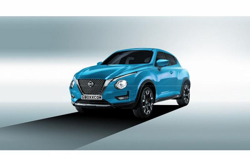 今年將登場的新 Nissan Juke 長這樣?網友驚呼:根本就是賓利!