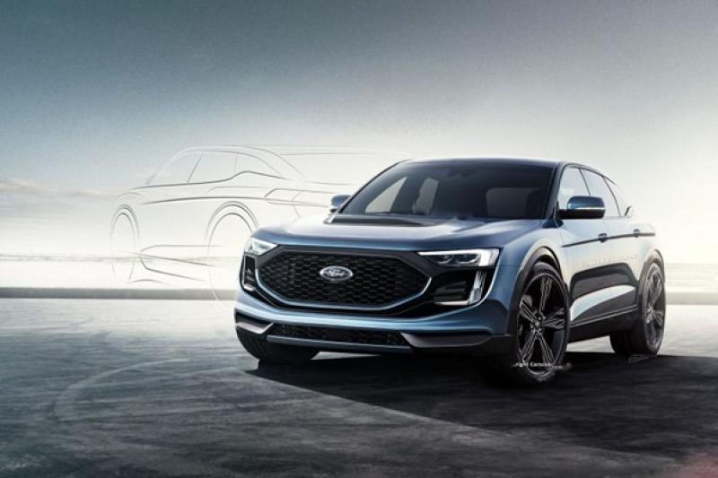 Ford 今年四月新車重頭戲,這輛全新跨界休旅等著要亮相!