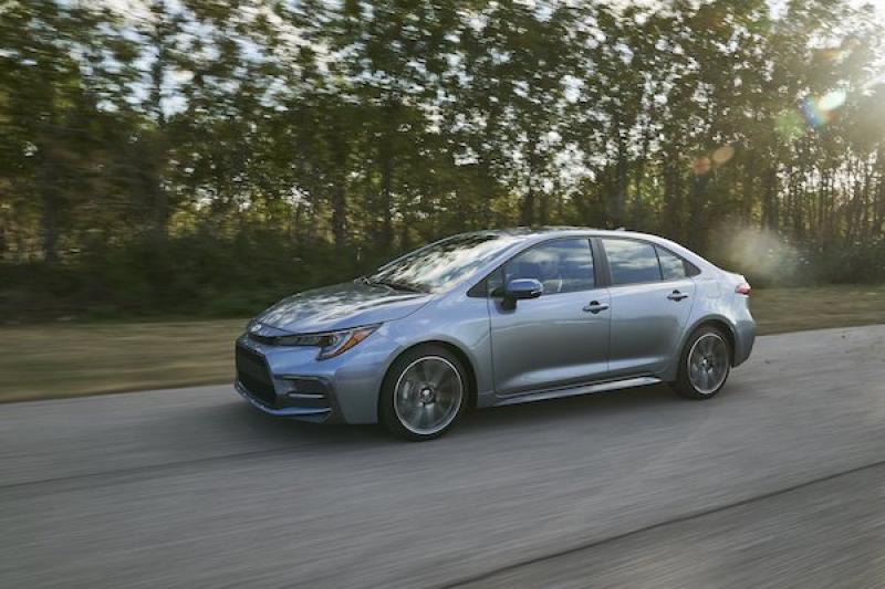 與台灣都在 3 月上市!Toyota 揭露美規  Altis 配備及售價