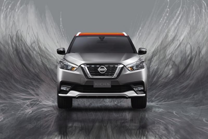 提前迎戰 HR-V 小改款!Nissan Kicks 運動化車型即將上市
