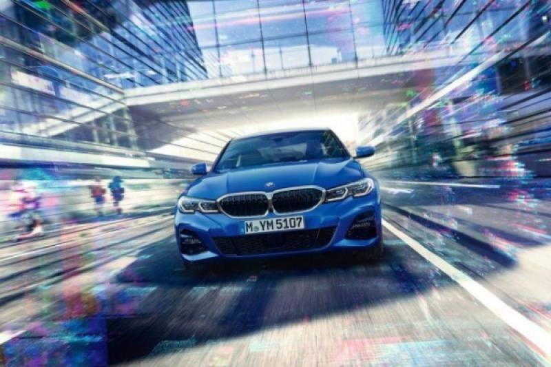 瞄準 C-Class 而來!BMW 新一代 3 系列將於 3 月 11 日發表