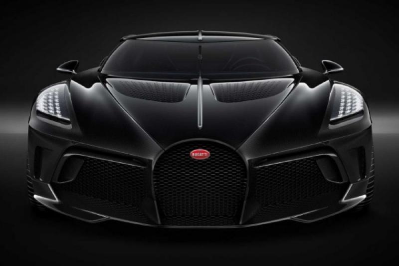 全球僅一輛、史上最貴新車!Bugatti「黑車」正式發表亮相