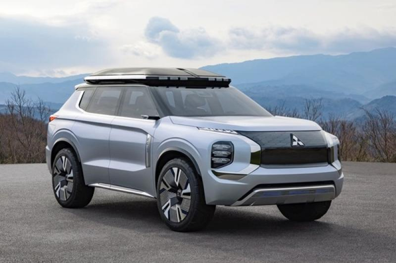 演繹未來新車動向,三菱全新 SUV 日內瓦車展登場!(內有相片集)