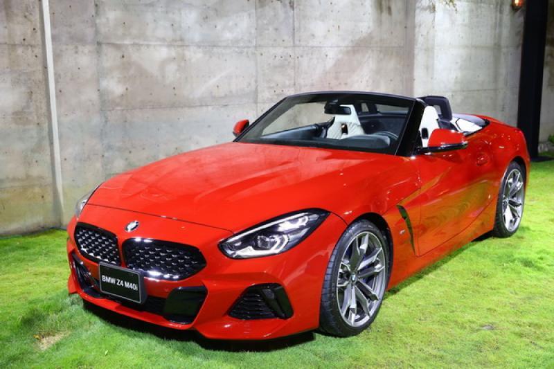 無預警驚喜現身!新一代 BMW Z4 台灣預售價公佈