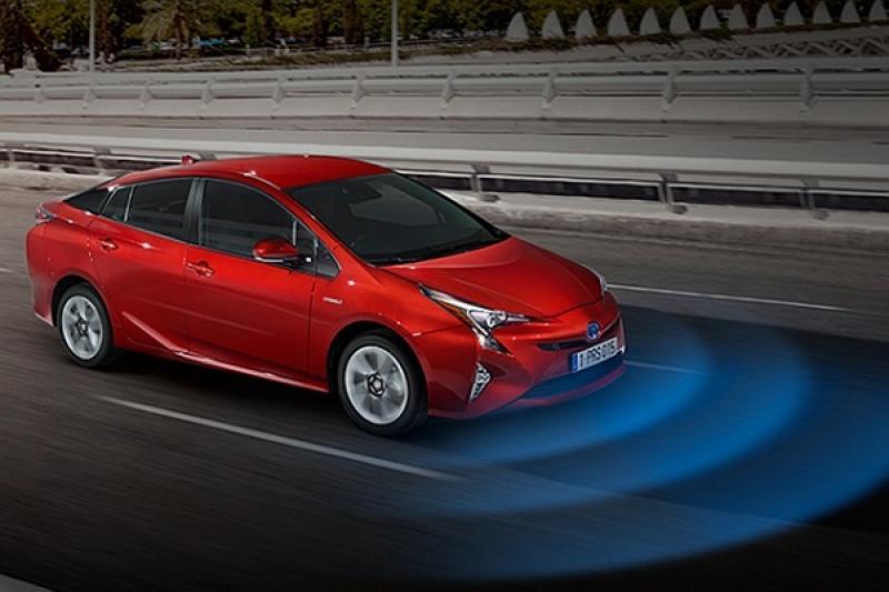 美公布賣最多 AEB 自動煞車系統的車廠,前三名都是日系品牌!