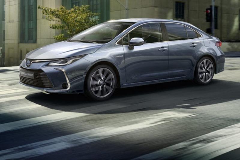 全車系確定標配 7 氣囊+TSS,台灣 Toyota Altis 預售價全數曝光!