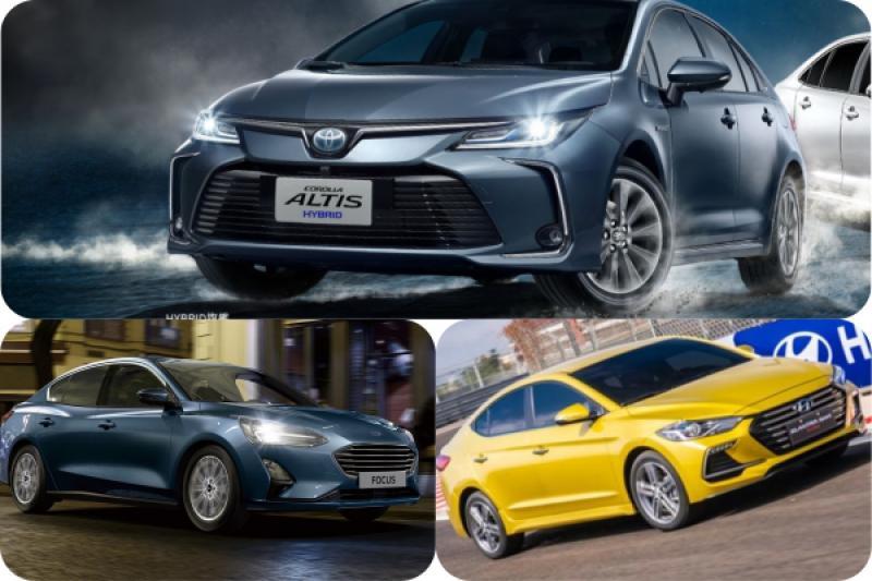 大改款 Altis 1.8 油電車真沒對手?2 款同級價位國產車賣點一次看