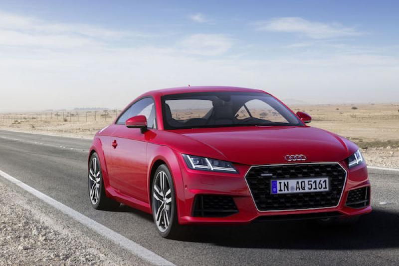 Audi 小跑車想繼續賣下去,官方回應:只剩一個方法...
