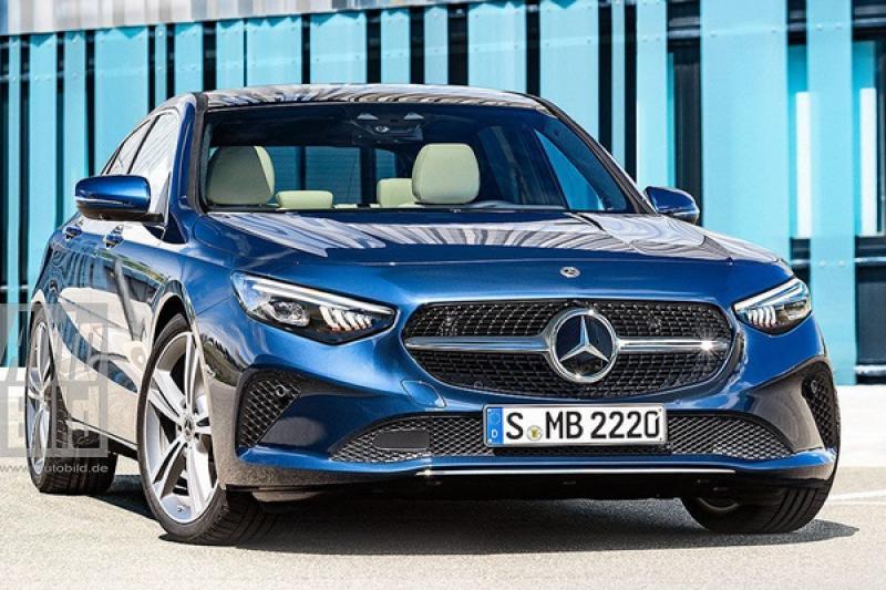 不再用老梗、內裝藏驚喜,新 C-Class 將用全新設計迎戰 BMW!