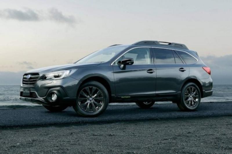 Subaru 新一代 Outback 將於 4 月問世,配備 11.6 吋超大觸控螢幕!